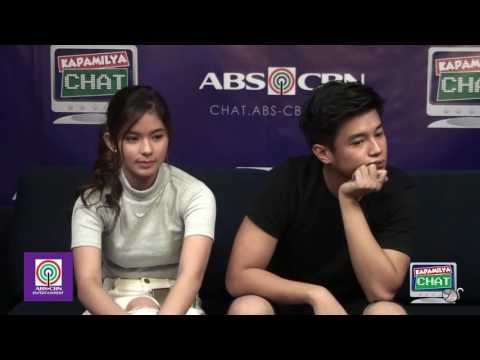 Kapamilya Chat with Loisa Andalio and Yves Flores for Be My Lady