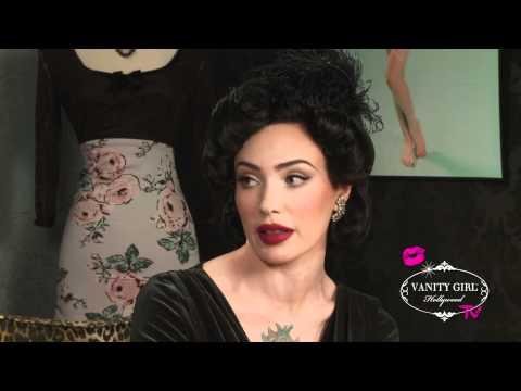 Vanity Girl TV | Micheline Pitt of Pinup Girl Clothing