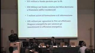 06/07/15 - INTERVENTO MAURO MARANI - WORKSHOP: PROMOTING ENERGY INVESTMENTS FOR PUBLIC BUILDINGS