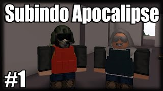 Playing Roblox-Rising apocalypse-Part 1
