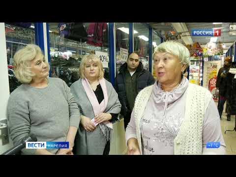 В МВД Карелии начали проверку по факту погрома в одном из торговых центров Костомукши