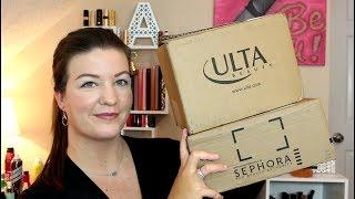 MAKEUP HAUL!!! Sephora, Ulta & PR   wannamakeup