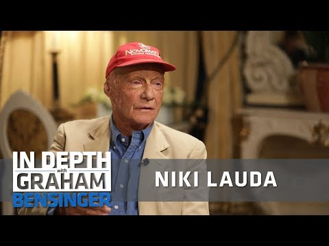 Niki Lauda: Why I'm still alive