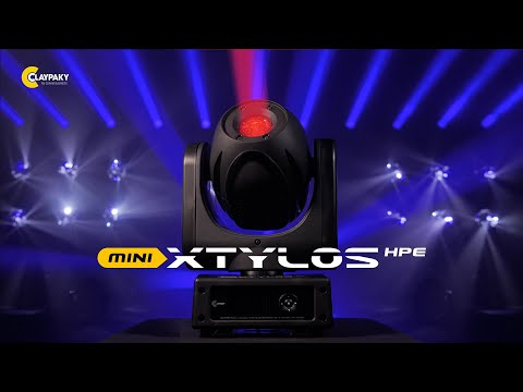 Claypaky Mini Xtylos HPE