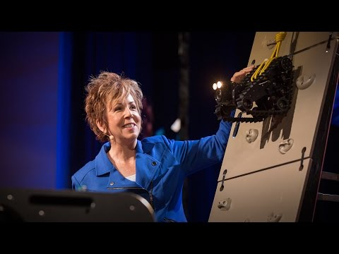 These Robots Come To The Rescue After A Disaster | Robin Murphy | TED Talks
