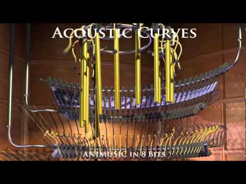 ANIMUSIC In 8 Bits: Acoustic Curves (OUTDATED, SEE DESCRIPTION)