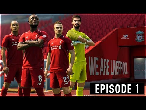 PES 2019 LIVERPOOL CAREER MODE #1 - Joining The Reds Mp3