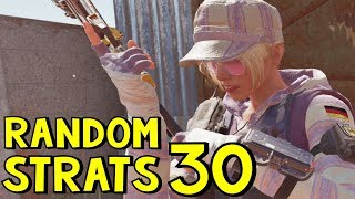 Random Strats #30 | Rainbow Six Siege