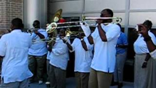 Amazing Brass Band Jam at DC Street Festival