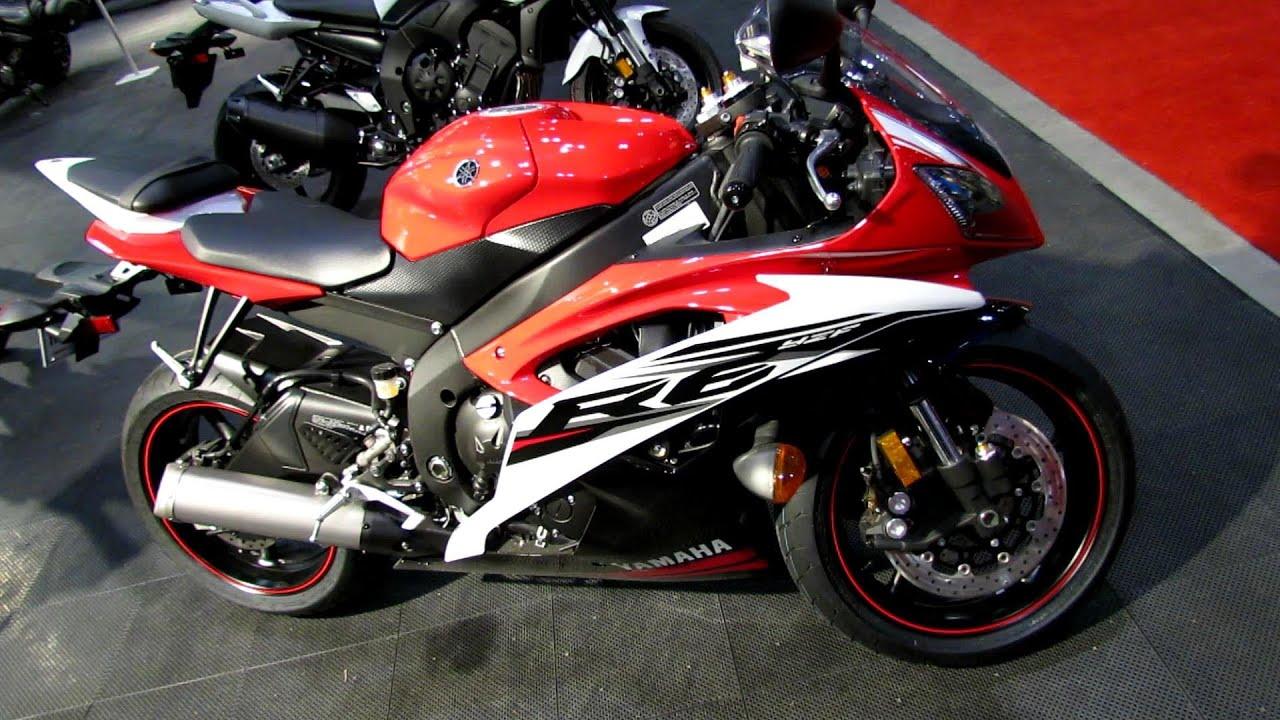 2014 yamaha yzf r6 walkaround 2014 toronto motorcyle for Yamaha r6 2014