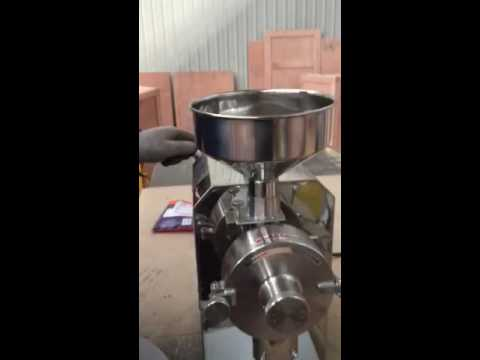40kg Universal Grinder Machine For Cocoa Beans Coffee Beans Grain