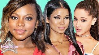 Naturi Naughton claps back at Lil Kim and 50 Cent | Jhene Aiko shades Ariana Grande | Summer Walker