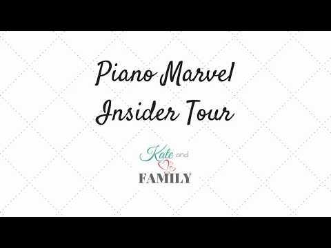 Piano Marvel Review & Insider Tour