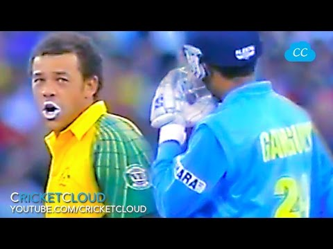 Thumbnail: Australia FIRED UP Sourav Ganguly DADA with their Sledging !!