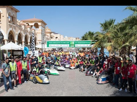 2018 Global Hybrid-Electric Challenge in Egypt
