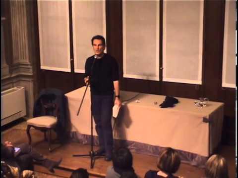 """Andrea De Carlo presenta """"Villa Metaphora"""" - Libreria Palazzo Roberti, 2 febbraio 2013"""