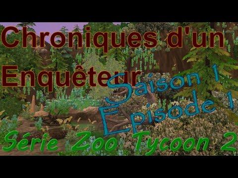 Série ZT2 Les Chroniques d'un Enquêteur  saison 1  épisode 1