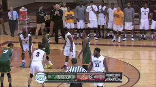 RIC Men's Basketball vs Fitchburg State 11-15-16