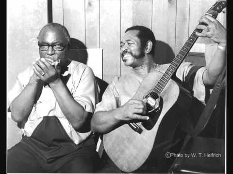 Just a closer walk with Thee. Sonny Terry e Brownie McGhee