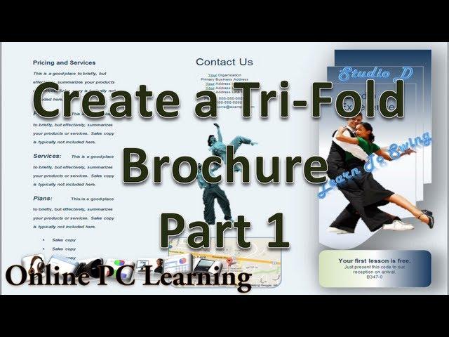 4 Ways to Make Brochures on Microsoft Word - wikiHow