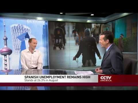 Recession continues in Spain with high unemployment