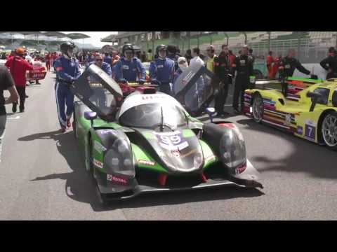 2016/2017 Asian Le Mans Series Round 4: 4H Of Sepang Video Highlights