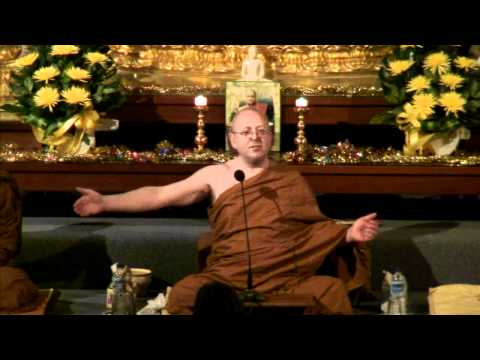Putting Meaning Into Life | Ajahn Brahm | 03-12-2010