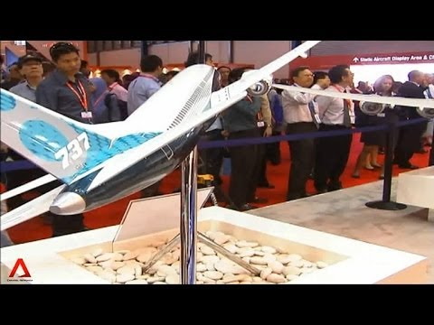 BOEING: Asia Pacific airlines will need US$1.9 trillion worth of new jets by 2032