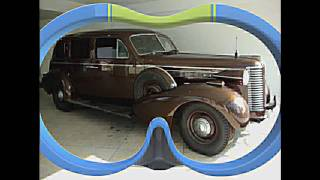 JustujuTv 2010-002 Antique Buick 1938 For Collectors
