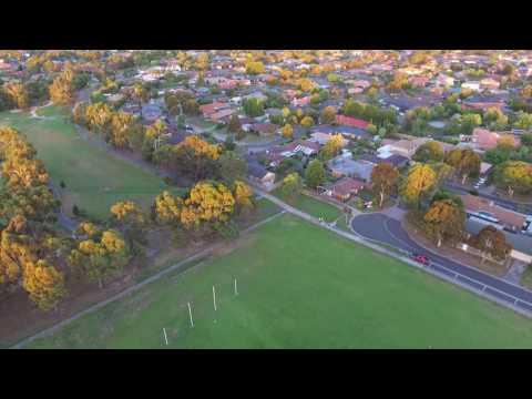 Ferntree Gully Quarry   ||  DJI Phantom3