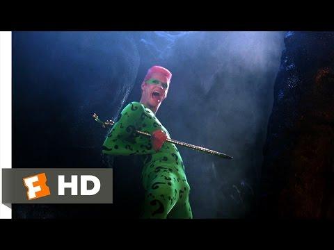 Batman Forever (8/10) Movie CLIP - The Riddler