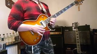 LTD EC1000 Amberburst