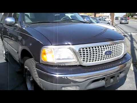 1999 ford expedition xlt start up engine and full tour. Black Bedroom Furniture Sets. Home Design Ideas