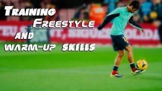 Neymar JR 2015/2016 ● Training - Freestyle, Skills | Warm up |HD|