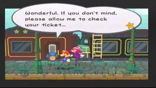 Slim Plays Paper Mario: TTYD - #41. All Aboard!