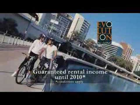 Evolution Brisbane CBD Apartments www.cbpd.com.au - YouTube