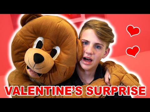 Thumbnail: Valentine's Day Surprise! (MattyBRaps & Ivey)