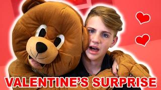 Valentine's Day Surprise! (MattyBRaps & Ivey)