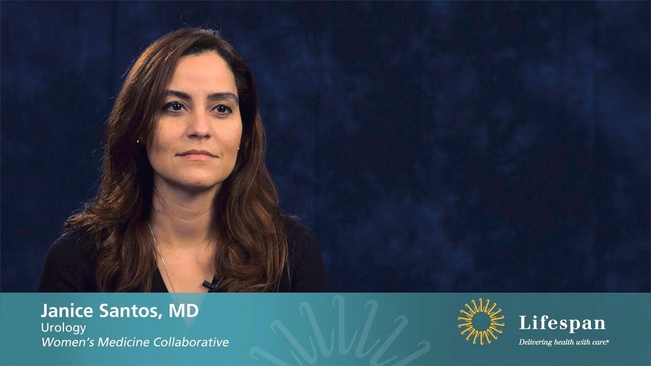 Meet Dr  Janice Santos