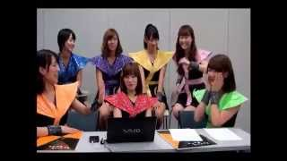 アップアップガールズ(仮) - Captured Live on Ustream at http://www...
