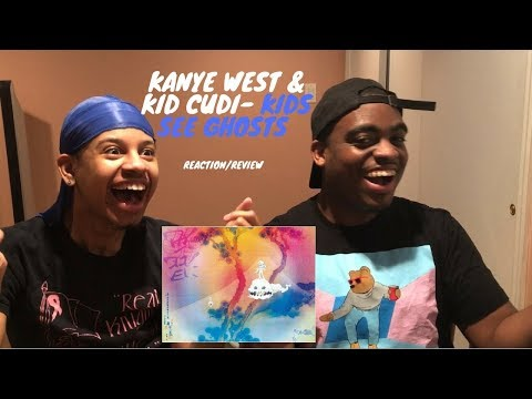 """KANYE WEST & KID CUDI """"KIDS SEE GHOSTS"""" ALBUM REACTION/REVIEW (IS IT BETTER THAN """"YE""""?)"""
