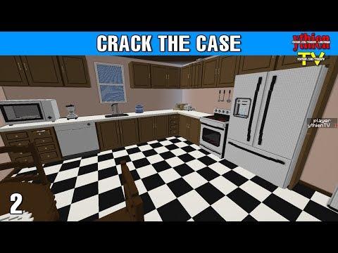 Crack the Case 02 - Chui Vô Tủ Bếp