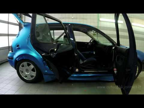 Stop Motion Car Wrapping