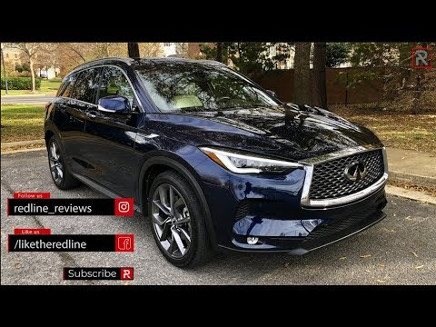 2019 Infiniti QX50 – Long Overdue EX Replacement Is Here