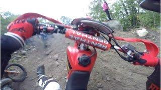 xr400 JDay Monson monster 9/13/15 moto1 thumbnail