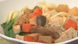 (現代心素派)  - 香積料理 - 紅燒麵 - 相招來吃素 - 天地能量蔬食