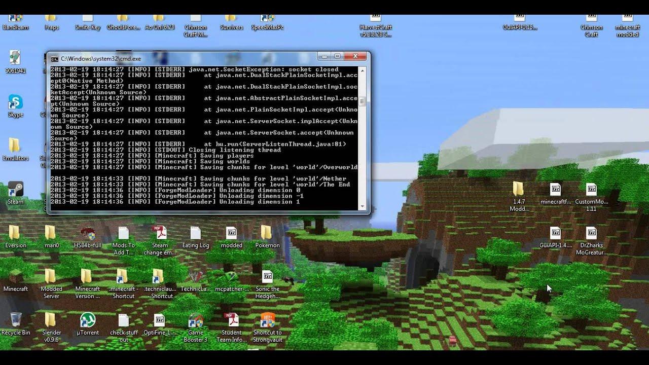 minecraft modloader 1.4.7