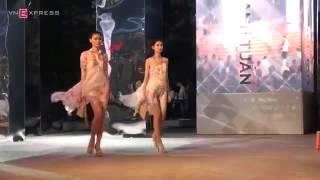 Jennifer Phạm, Ngô Thanh Vân làm vedette Đẹp Fashion Runway 4
