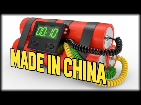 CHINA'S ECONOMY IS A NUCLEAR TIME BOMB THAT WILL WIPE OUT THE WORLD MARKETS - HARRY DENT