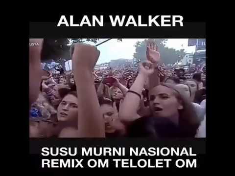 Dj Alan Walker - SUSU MURNI NASIONAL